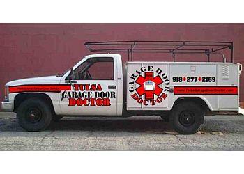 Tulsa garage door repair Tulsa Garage Door Doctor LLC.