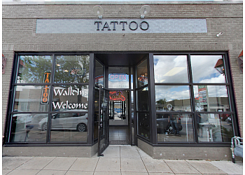 3 Best Tattoo Shops in Tulsa, OK - ThreeBestRated