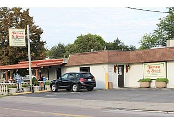 Des Moines italian restaurant Tumea & Sons Restaurant