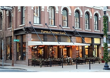 Knoxville american cuisine Tupelo Honey Cafe