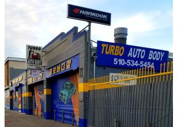Oakland auto body shop Turbo Auto Body