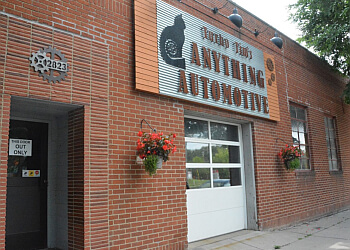 Minneapolis car repair shop Turbo Tim's Anything Automotive