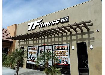 Riverside gym Turley Fitness