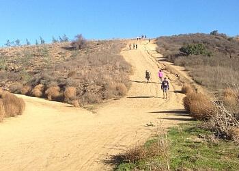 El Monte hiking trail Turnbull Canyon Trail