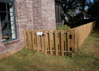 Mobile fencing contractor Turner Wilson Fence Company, LLC.