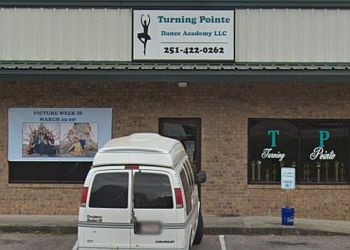 Mobile dance school Turning Pointe Dance Academy
