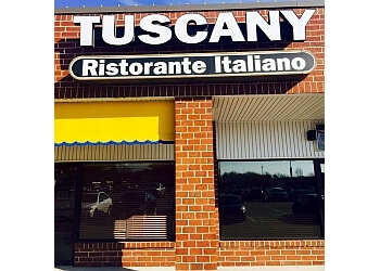 Newport News italian restaurant Tuscany Ristorante Italiano