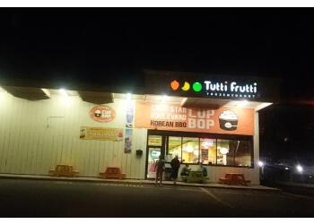 Worcester juice bar Tutti Frutti