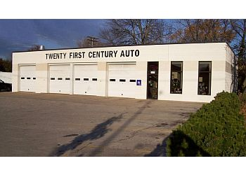 Milwaukee car repair shop Twenty First Century Auto