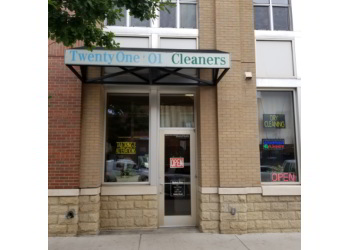 Denver dry cleaner Twentyone Zero One Cleaners