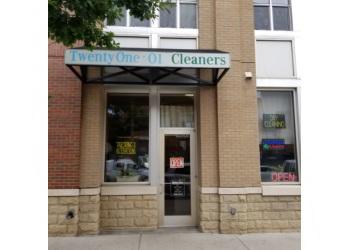 Denver dry cleaner Twentyone Zero One Cleaners