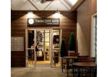 Winston Salem cafe Twin City Hive Coffee Lounge