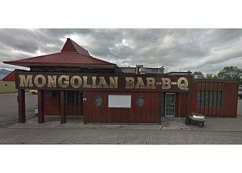 Anchorage barbecue restaurant Twin Dragon Mongolian Bar-B-Q
