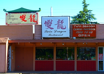 Eugene chinese restaurant Twin Dragons