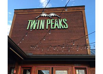 Montgomery sports bar Twin Peaks