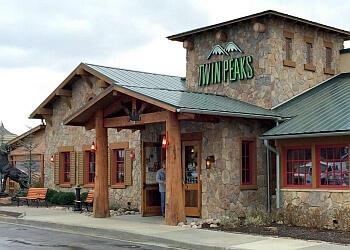 Olathe sports bar Twin Peaks