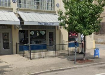 Dayton cake Twist Cupcakery