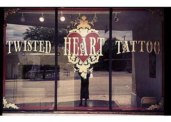 Hollywood tattoo shop Twisted Heart Tattoo