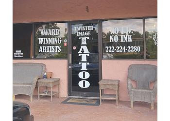 Port St Lucie tattoo shop Twisted Image