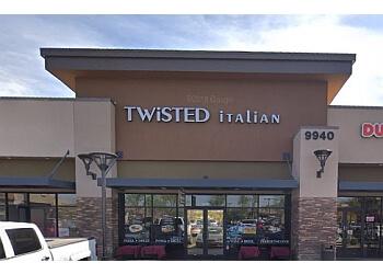 Peoria italian restaurant Twisted Italian