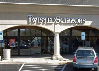 Cary hair salon Twisted Scizzors Salon