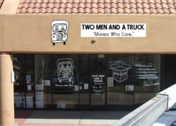 Two Men And A Truck Tucson Moving Companies
