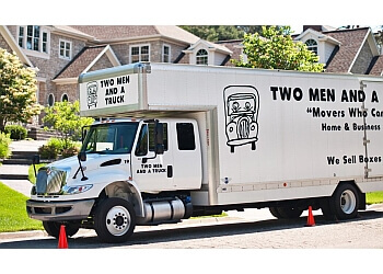 Athens moving company Two Men and a Truck