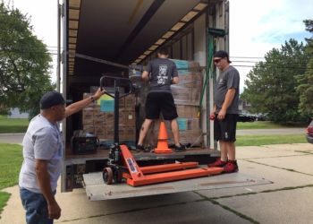 Detroit moving company Two Men and a Truck
