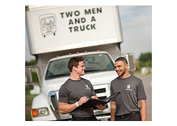 Elgin moving company Two Men and a Truck