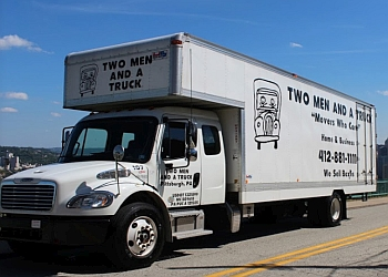 Pittsburgh moving company Two Men and a Truck