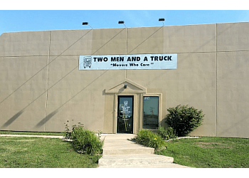 Rockford moving company Two Men and a Truck