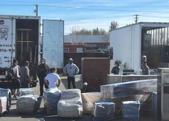 Sacramento moving company Two Men and a Truck