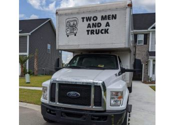 Savannah moving company Two Men and a Truck