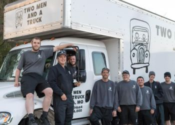 St Louis moving company Two Men and a Truck