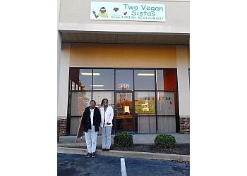 Memphis vegetarian restaurant Two Vegan Sistas