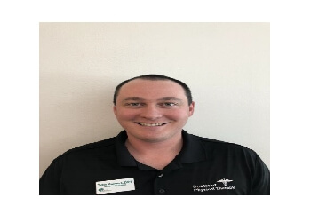 North Las Vegas physical therapist Tyler Calvert, PT, DPT