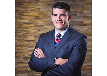 Huntsville personal injury lawyer Tyler Mann
