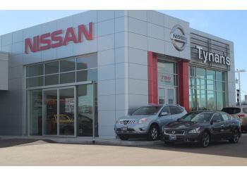 Aurora car dealership Tynan's Nissan Aurora