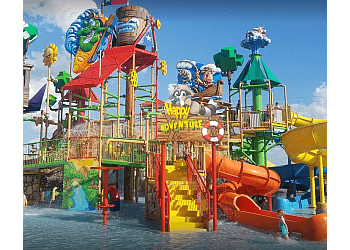 Austin amusement park Typhoon Texas Waterpark