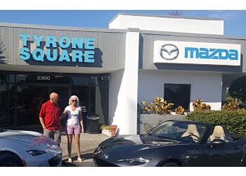 St Petersburg car dealership Tyrone Square Mazda