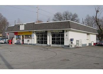 Indianapolis car repair shop Ty's Penn Shell Automotive