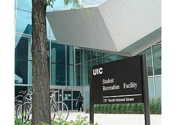 UIC Student Recreation Facility