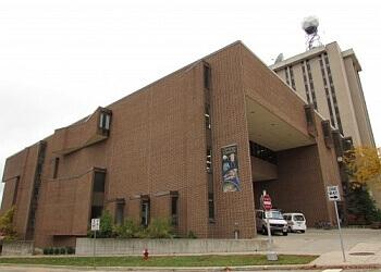 Madison landmark UNIVERSITY OF WISCONSIN GEOLOGY MUSEUM