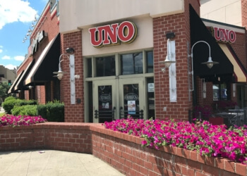 Worcester pizza place UNO Pizzeria & Grill