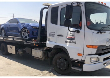 Palmdale towing company URBAN TOWING AND SERVICES