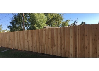Phoenix fencing contractor USA Fence