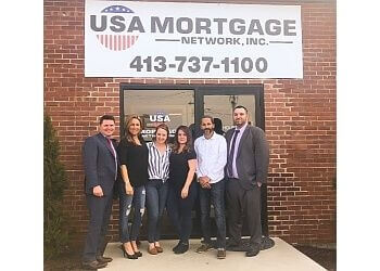 Springfield mortgage company USA Mortgage Network, Inc.