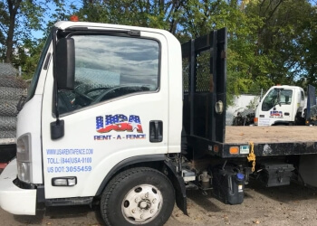 Aurora fencing contractor USA RENT-A-FENCE