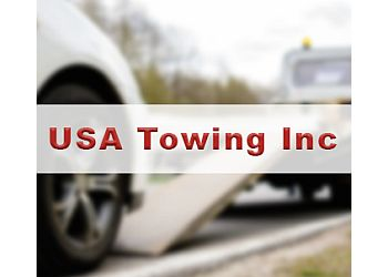 North Las Vegas towing company USA Towing Inc.