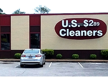 Huntsville dry cleaner US Cleaners $2.89
